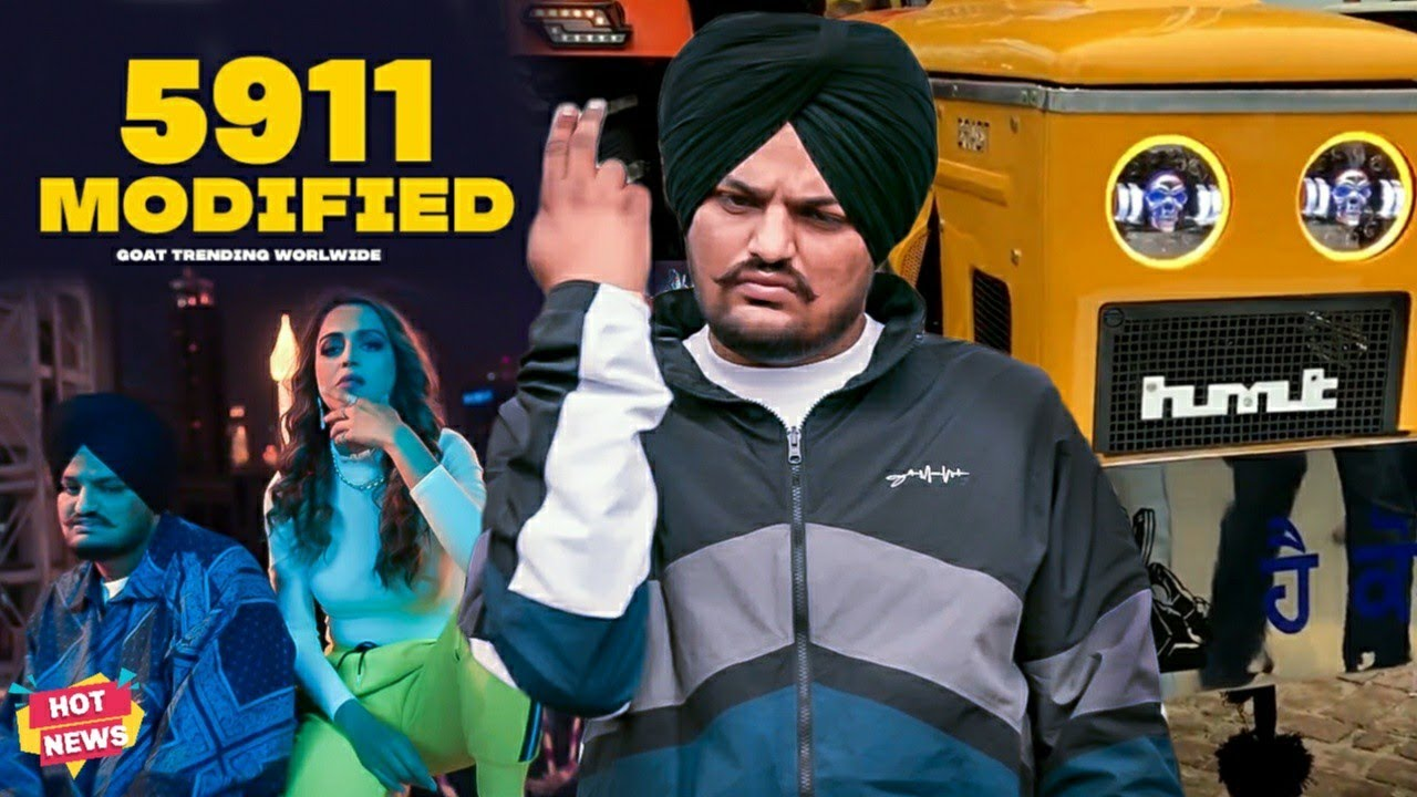 Sidhu Moose Wala | 5911 Modified | Celebrity Killer | GOAT Review | Hot News New Punjabi Songs 2021