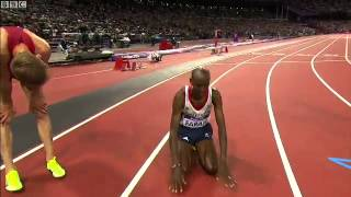 Mo Farah wins Olympics 10,000m gold for Great Britain