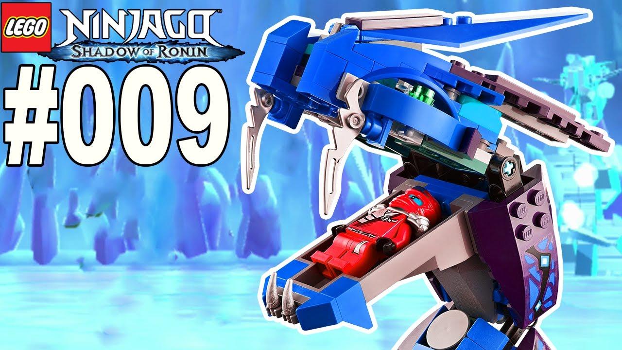 Lego Ninjago Schatten Des Ronin 009 Eisschlangen Bosskampf Lets
