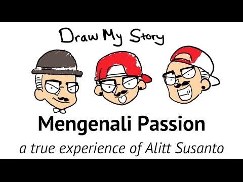 Draw My Story - Kerja Sesuai Passion, yuk!