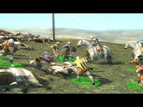 "Medieval 2 Total War MP battle #122: ""gellin like Magellan"""