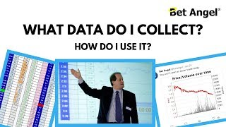 Betfair trading - What data do I collect and how do I use it?