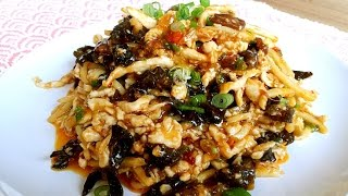 The Greatest Spicy Chicken Recipe (Yu Xiang Rou Si 魚香肉絲) CiCi Li