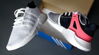 how to line up for the white eqt support 93 17 boost boat in freezing cold weather