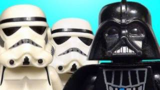 Lego Star Wars - Blackmailing Vader