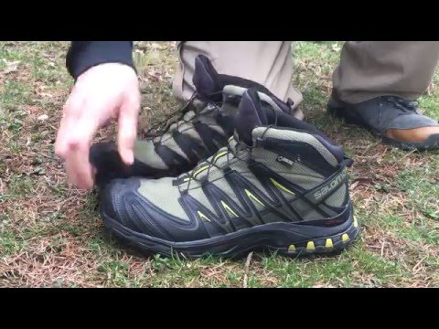 Salomon X Ultra LTR GTX® SKU:8628428 YouTube