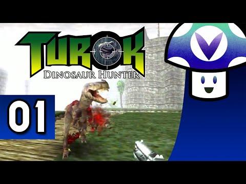 [Vinesauce] Vinny - Turok: Dinosaur Hunter (part 1)