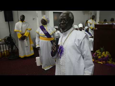 34TH YEAR ANNIVERSARY NEW YORK CHURCH #1 HQ PART 2