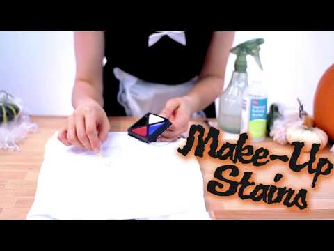 How to Clean Halloween Stains (Chocolate, Candy, Pumpkin & Make-up) Clean My Space