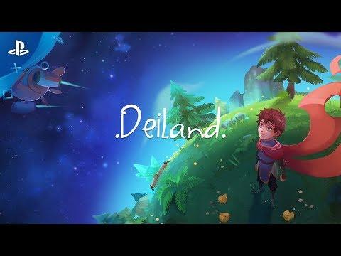 Deiland - Launch Trailer | PS4