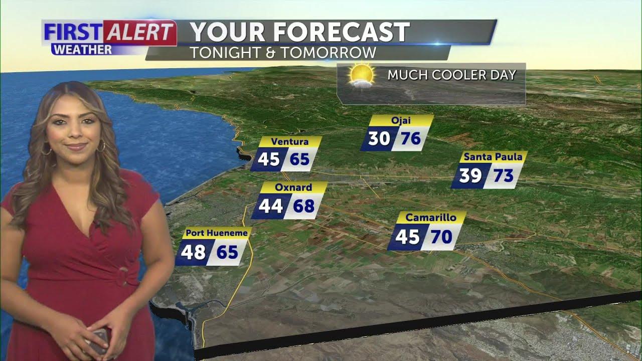 Monday evening forecast December 21st | NewsChannel 3-12
