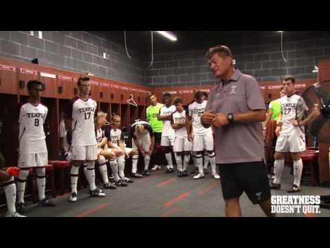 Men's Soccer Head Coach David MacWilliams Mic'd Up