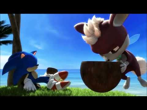 Sonic Unleashed - Relaxing Music Collection