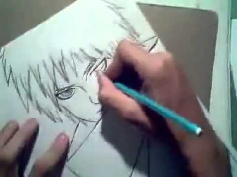 How To Draw Sasori By Gatebreaker1mp4