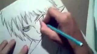 How to Draw Sasori - By GateBreaker1.mp4
