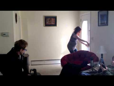 BLESSID OnSet Antics with Actress Rachel Kerbs