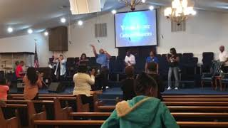 I'll Make It - Hezekiah Walker Featuring John P. Kee ministered by Jeffrey Lampkin and Grace Cathed