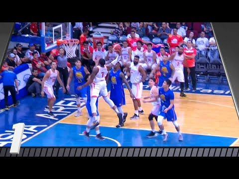 PBA Top 10 Dunks of the Week (VIDEO) PBA Commissioner's Cup 2019