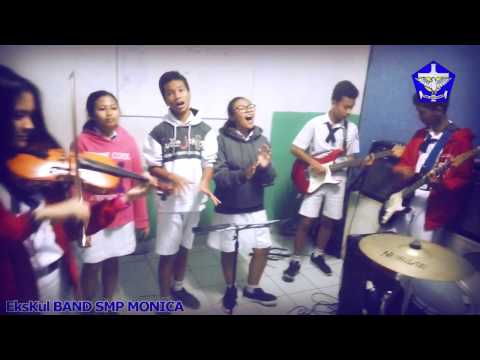 Liliana Tanoesoedibjo | Indonesia Jaya Covering (All 9 Class Band Member) | ST MARIA MONICA)