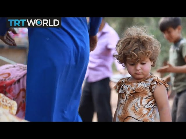 The War in Syria: Fewer places for displaced to seek refuge