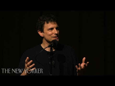An Evening at the Moth: David Remnick - YouTube