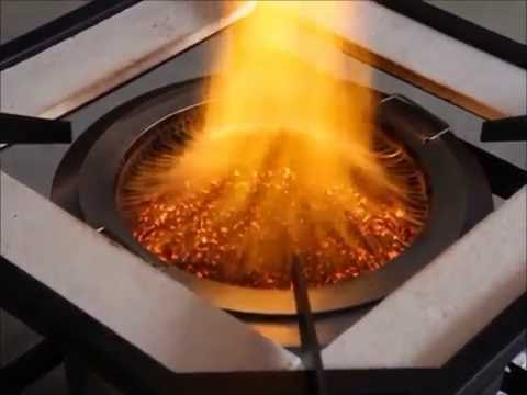 Smart Biomass pellet cook stove for Mass cooking (Boiling,frying)