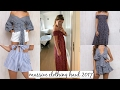 probably the biggest clothing haul on youtube l Olivia Jade