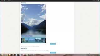 видео Создание слайдера из стандартной фотогалереи WordPress