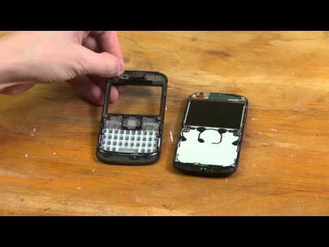 Nokia E5 disassembly