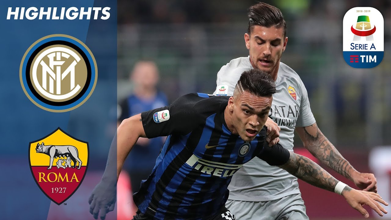 Download Inter 1-1 Roma | El Shaarawy and Perišić Score as Points are Shared | Serie A