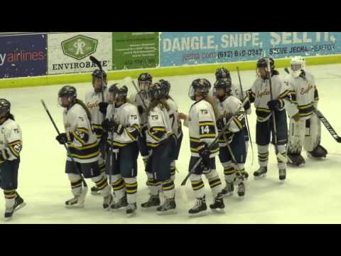 TG Girls Hockey 2015-16 season highlights raw