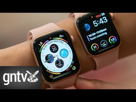 Overclocked: Review of Apple Watch Series 4