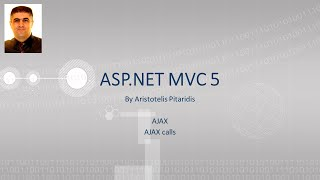 ASP.NET MVC 5 : 5.1 AJAX - AJAX calls