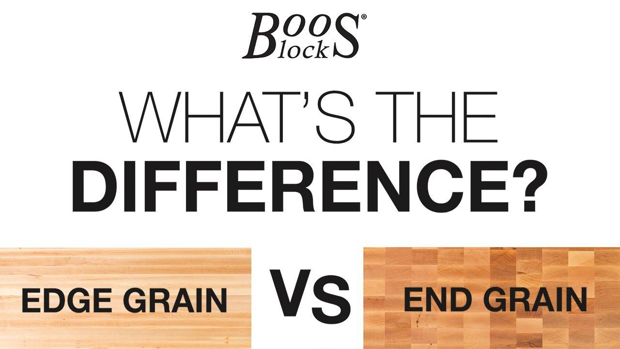 end grain vs edge grain boos block surfaces youtube. Black Bedroom Furniture Sets. Home Design Ideas