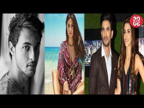 Aayush Sharma To Debut With Katrina Kaif | Sushant-Kriti Hold Hands