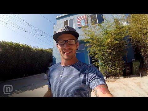 Ryan Tuerck Chilling In Venice - Tuerck'd GoPro Burnout Response