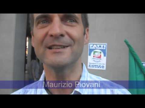 Maurizio Piovani sindaco di Novate Milanese