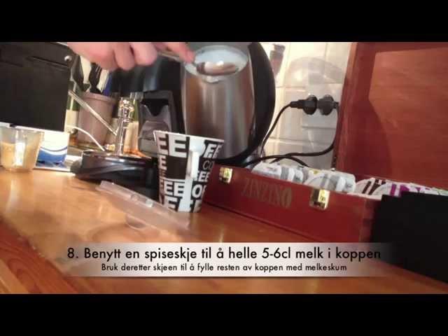 E-væske med cappuccino smag, og nikotin til E-cigaret, køb dine E-væsker her billig!