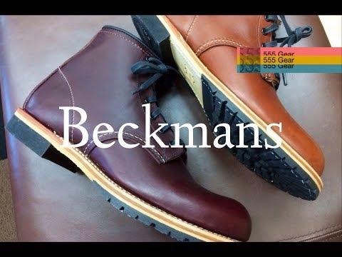 "Comparison: Red Wing Beckman 9016 Cigar & 9011 Black Cherry ""Gentleman Traveler"" Boots"