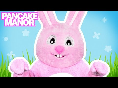 bunny-hop-♫|-dance-song-for-kids-|-pancake-manor
