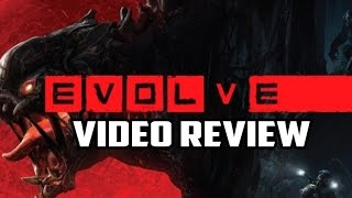 Evolve PC Game Review
