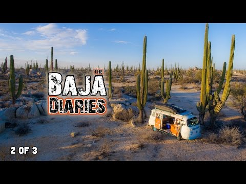 BAJA CALIFORNIA ROAD TRIP - Hasta Alaska - S04E07