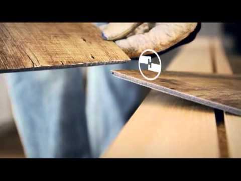 livingfloor Verlegung von Gerflor Senso Clic - Vinyl Laminat zum - vinyl laminat verlegen