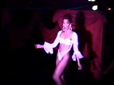 1st Annual Miss Continental Hawaii 1994 - Contestant 3 - Talent - Zena Shawn