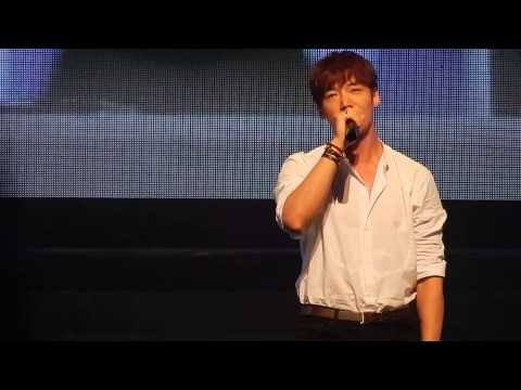 Choi Jin Hyuk singing Emergency Couple theme song at Singapore fan meet @ kallang theatre from YouTube · Duration:  3 minutes 31 seconds