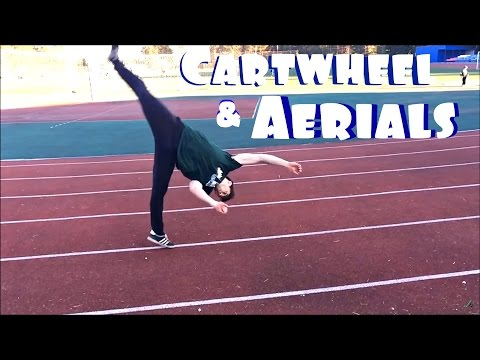 Cartwheel & Aerial Variations