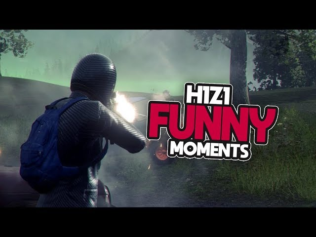 H1Z1 | Funny Moments