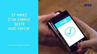 Payez en magasin avec votre mobile grâce à Paylib by BNP Paribas, c'est simple et sécurisé !