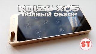 Ruizu X05 - полный и честный обзор аудио плеера