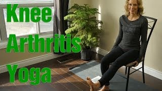 What yoga to do when suffering from Knee Arthritis